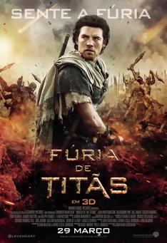 Poster de «Fúria de Titãs (Digital)»