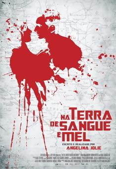 Poster de «Na Terra de Sangue e Mel (Digital)»