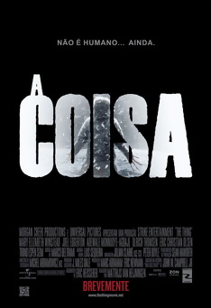 Poster de «A Coisa (Digital)»