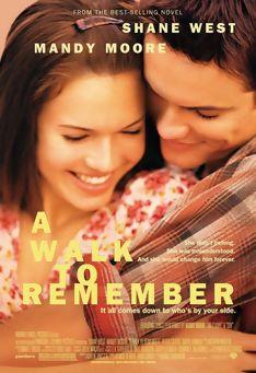 Poster de «Um Amor Para Recordar»