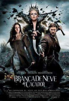 Poster de «A Branca de Neve e o Caçador (Digital)»
