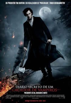 Poster de «Diário Secreto de um Caçador de Vampiros (3D)»