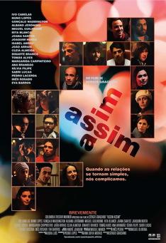 Poster de «Assim Assim (Digital)»