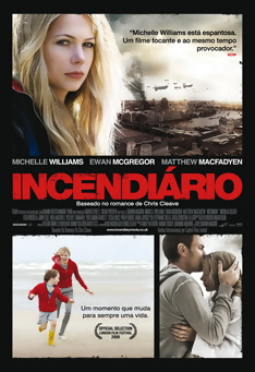 "Cartel de ""Incendiary '"