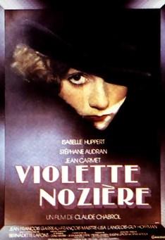 Poster de «Violette Nozière»