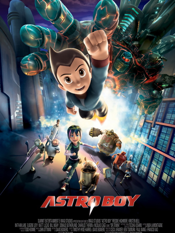 Astro Boy – Dobrado