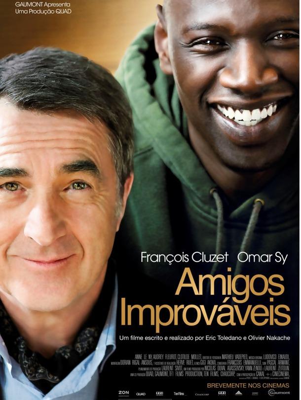 Poster do filme Amigos Improváveis