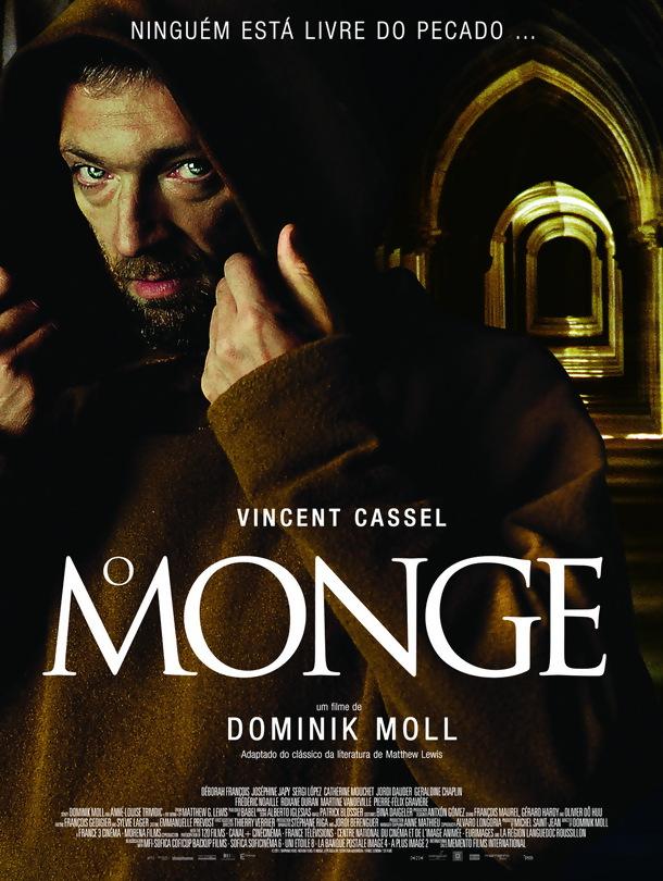 Poster de «O Monge »