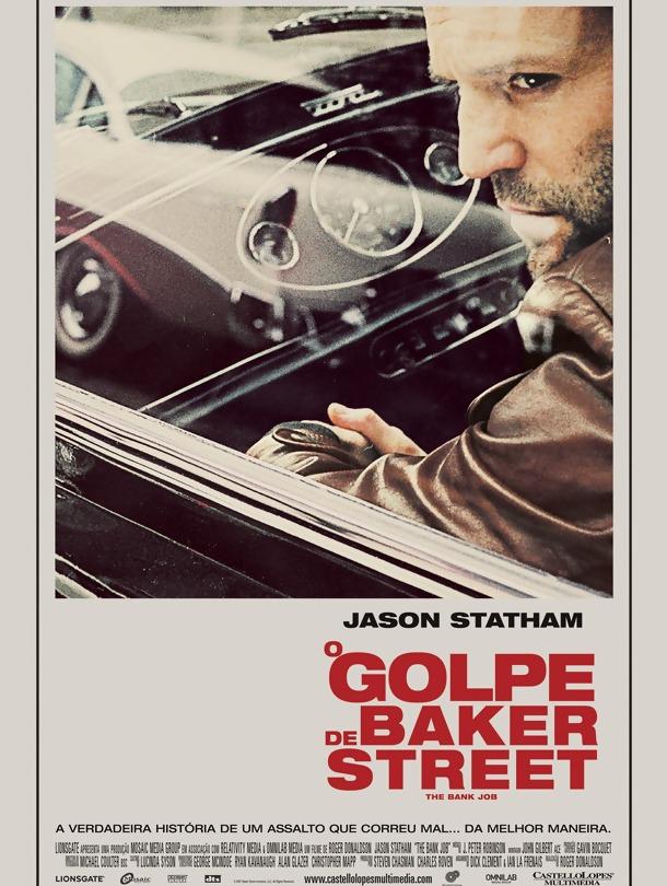 O Golpe de Baker Street – Legendado