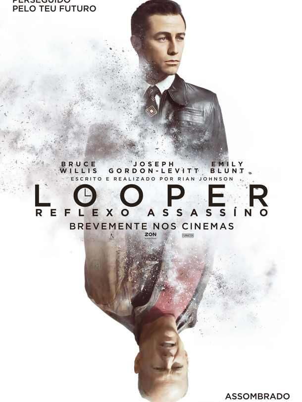 Poster do filme Looper - Reflexo Assassino