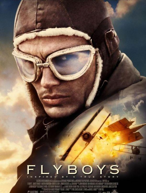 Poster do filme Flyboys - Nascidos para Voar