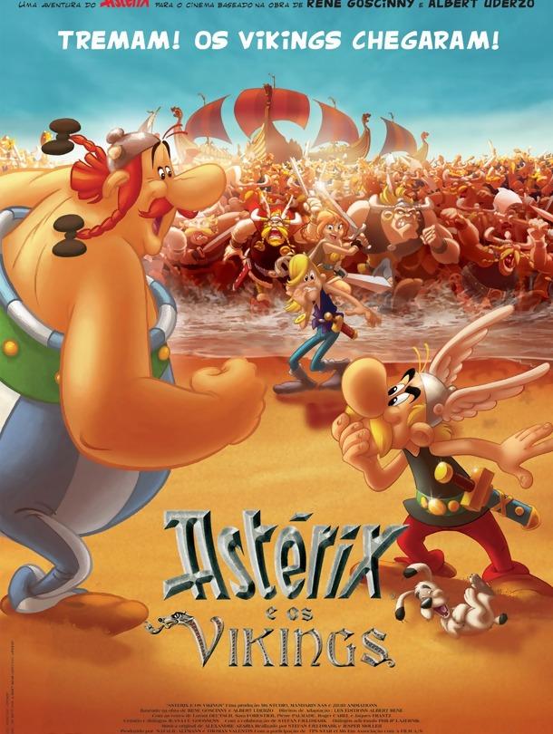 Astérix e os Vikings – Dobrado