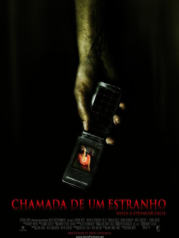 Poster do filme Chamada de um Estranho