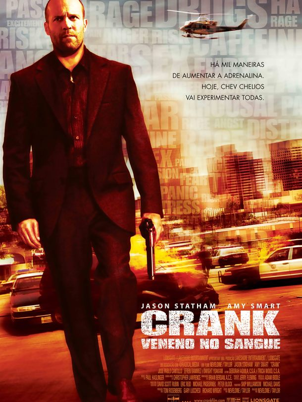 Poster do filme Crank - Veneno no Sangue