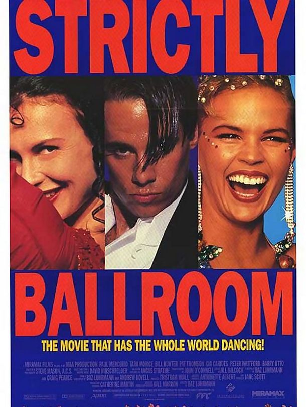 Poster do filme Strictly Ballroom - Vem Dançar