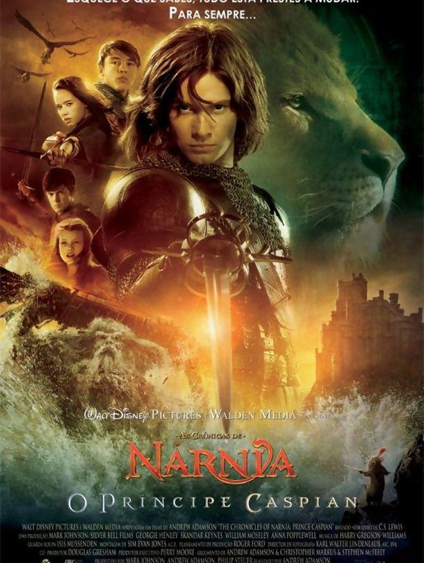 As Crónicas de Nárnia: Príncipe Caspian – Legendado
