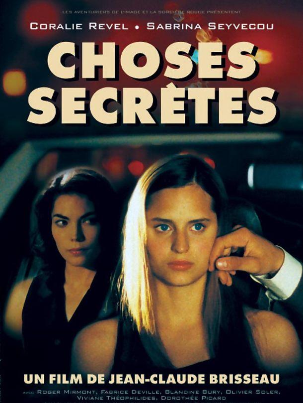Poster do filme Coisas Secretas