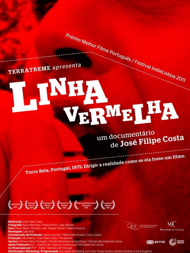 Poster do filme Linha Vermelha