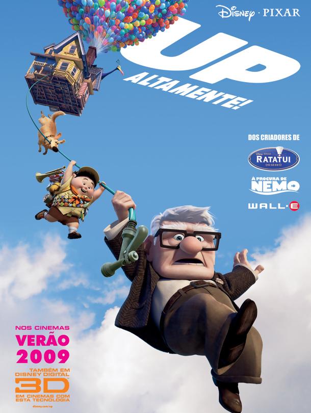 Poster do filme UP - Altamente!