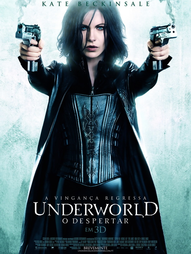 capa Underworld: O Despertar