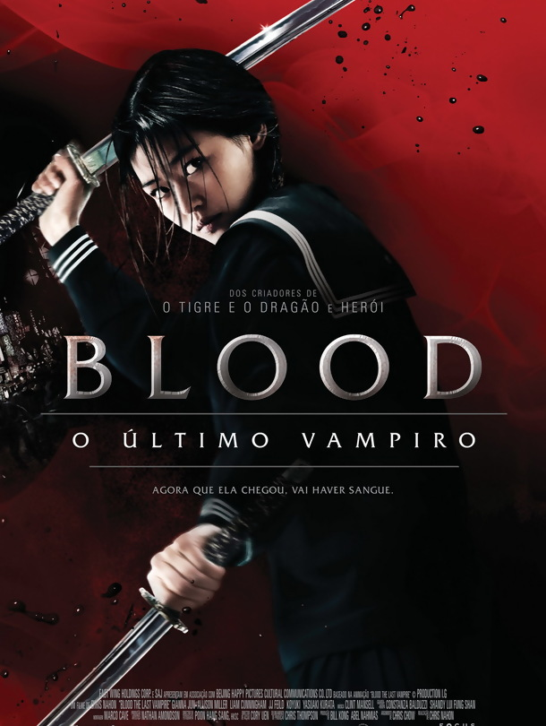 Assistir Blood: The Last Vampire – Legendado Online