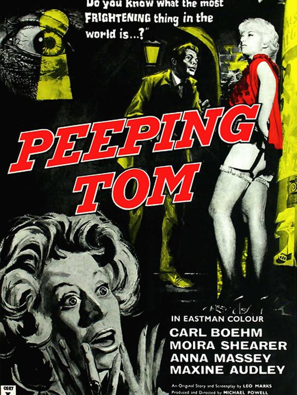 Poster do filme A Vítima do Medo