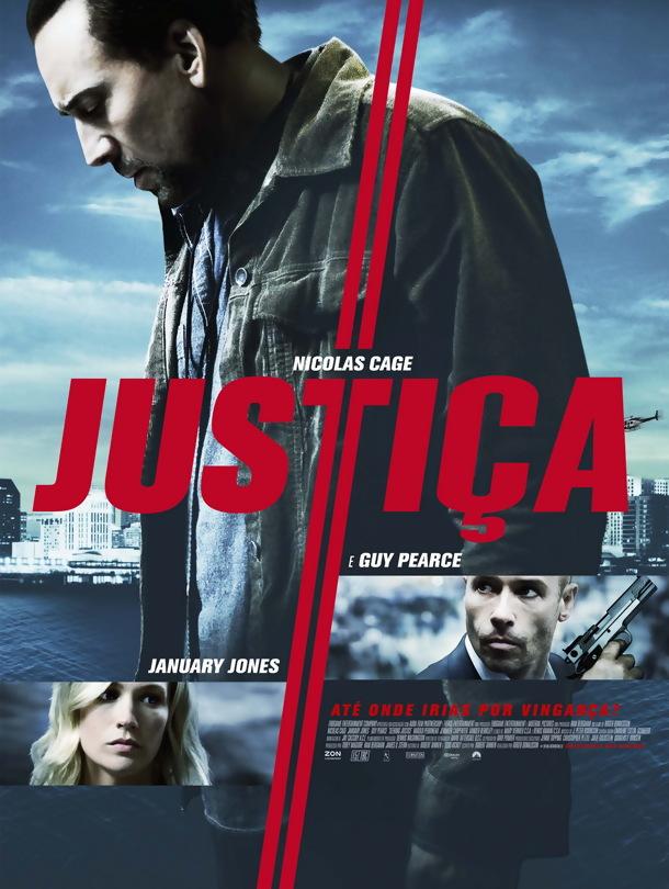 Poster do filme Justiça