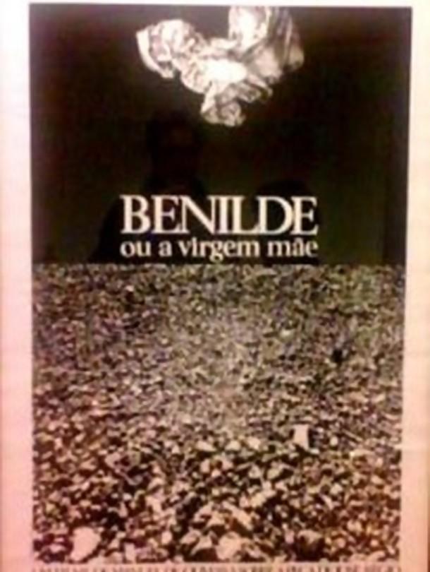 Poster de «Benilde ou a Virgem Mãe»