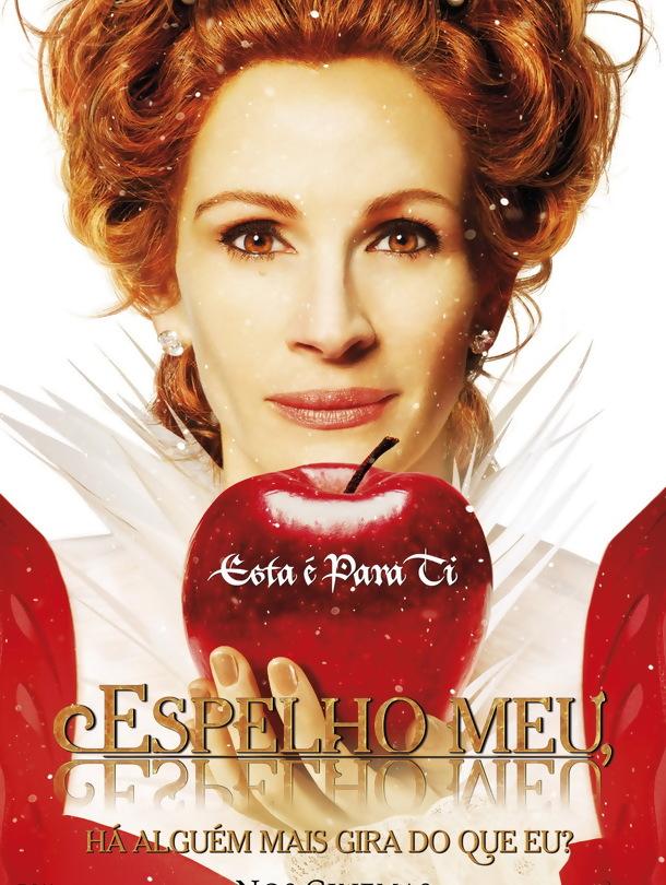 Poster de «Espelho Meu, Espelho Meu! Há Alguém Mais Gira Do Que Eu (V.O. - Digital)»