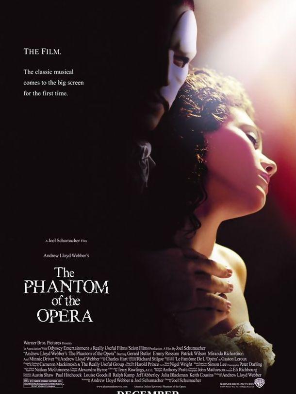 Poster do filme Fantasma da Ópera