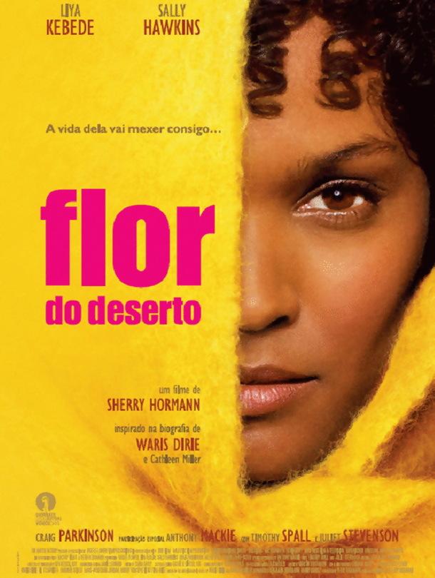 Poster do filme Flor do Deserto