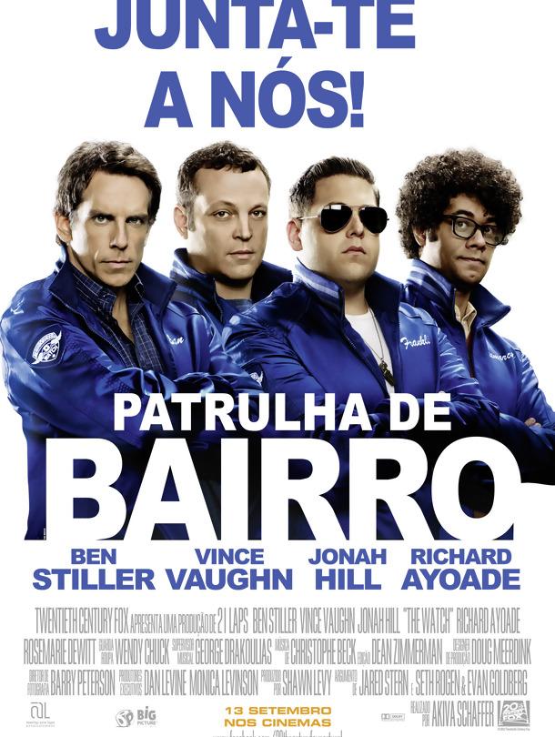 Poster do filme Patrulha de Bairro