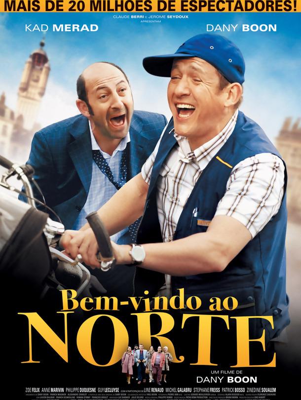 Poster do filme Bem-vindo ao Norte