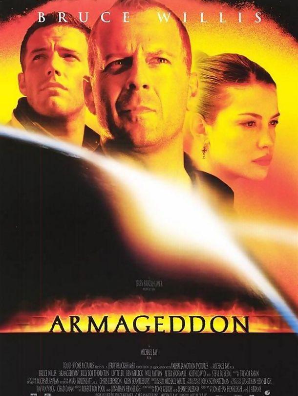 Poster do filme Armageddon