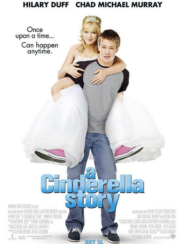 Poster do filme A História da Cinderela