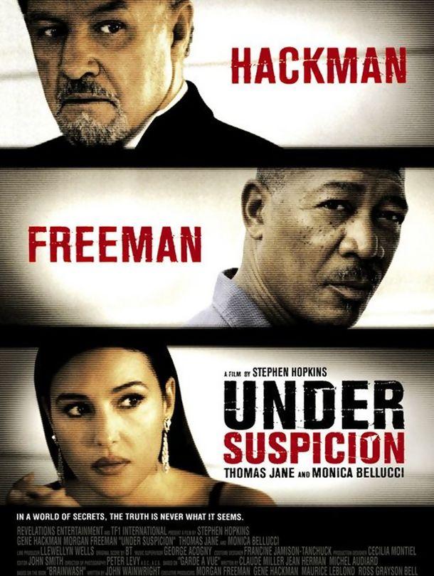 Poster do filme Sob suspeita