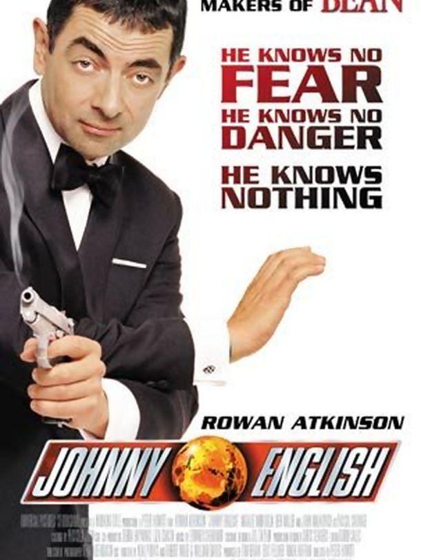 Johnny English – Legendado