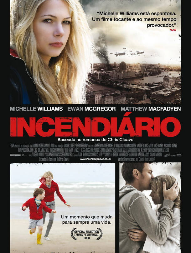 Poster do filme Incendiário